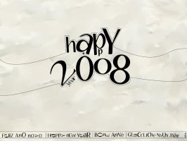 Happy 2008 by mkitos