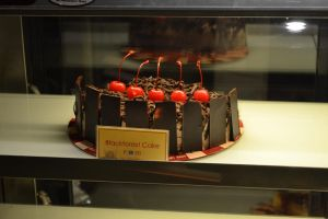 Black Forest Cake by clongetch