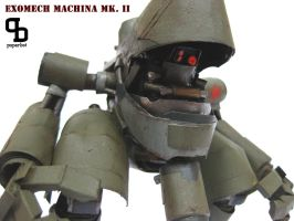 Exomech Machina inside by PaperBot