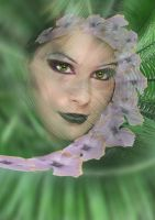 tree girl by photomystique