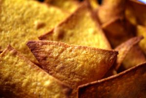 Tortilla Chips --- Food Project 2012 by barkingbeagle