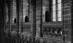 Chester Cathedral High Gallery2 by dhc72