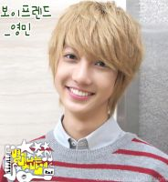 Youngmin by melon-tarts