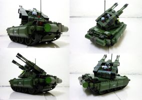 Lego Compact Tank 8.2 by SOS101