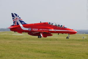 red arrow new livery raf valley by hanimal60
