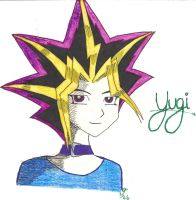 Yugi by blood-covered-devil