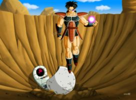 Zutchi -classic saiyan armor ver.- by orco05