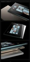 Nokia Lumia 1 Tablet by Jonas-Daehnert