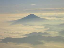 Mount Fuji3 by kaz0885