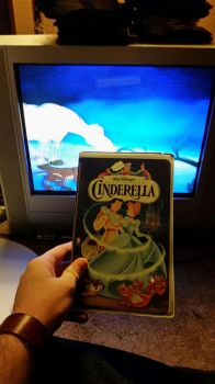 My VHS Collection 18: Cinderella 1995 VHS by Scamp4553