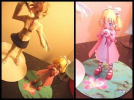 Hinaichigo fox girl papercraft by MyFebronia