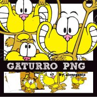 Pack PNG Gaturro by AloveGame