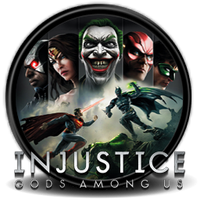 Injustice: Gods Among Us - Icon by Blagoicons