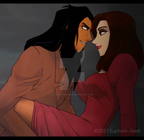 TLK: I want it bad, bad romance by The-PirateQueen