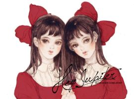 Twins by laphet