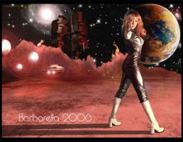 Barbarella 2008 by TonyGCampagna