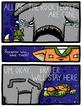 Spacefox Page 12 by Starflier