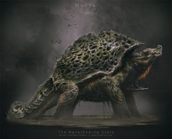 NeverEnding Story Redesign // Morla by Vorace-Art