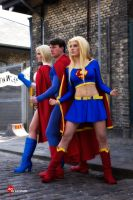 Superheroes Unite by Rinaca-Cosplay