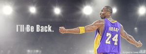 'I'll Be Back' FB Cover Photo by lisong24kobe