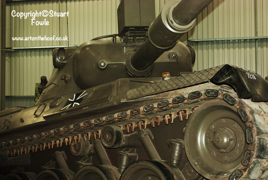 West German Leopard 1 by cpart