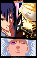 Naruto 673 - The Last Battle by KhalilXPirates