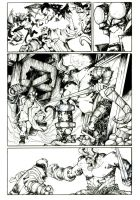 Sample_Hellboy_ink_01 by ValeLuche