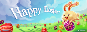 Happy Easter from Valthiria! by altonova
