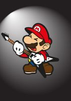 Mario Rock Out! by Titnendo