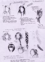 hair tutorial -  GIRLS by cherryclaires