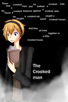 Pewdiepie The Crooked Man by Magianwizard