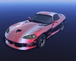 Dodge viper GTS by JustDippin