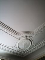 Eastman House Ceiling IX by LithiumStock