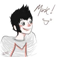 Mark :D by crown-rachel