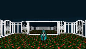 MMD Egomama Stage by mbarnesMMD