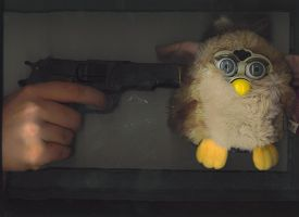 furby's last words by damntheman89