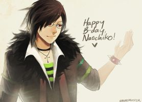 HAPPY BIRTHDAY NAO by chuwenjie