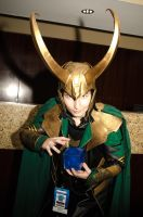 Loki at Dragoncon by The-Prez