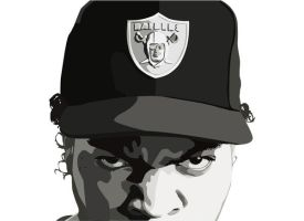 Ice Cube by cassodinero