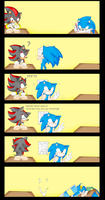 And Sonic Draws Awesome :D by MikuMiruMikuru