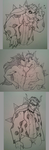 Bowser Inktober Draws by Neon-Pyscho-Reborn
