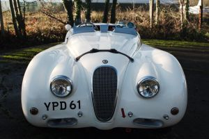 Jaguar XK120 Roadster 3.4 by FurLined