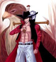 Mihawk by whitetom