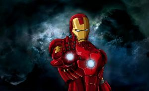 Iron Man: The Light Though The Storm by Baby-Lady-Rawr-x