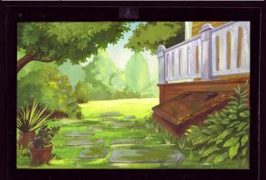 background by Millus