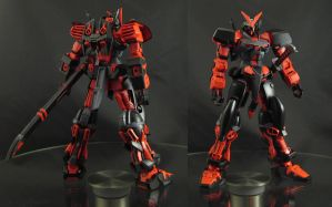 Astray Red Frame Nacht Standard Loadout by AlmightyElemento