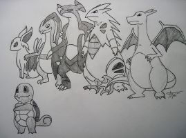 Pokemon Team Request by Chain-Of-Ashes