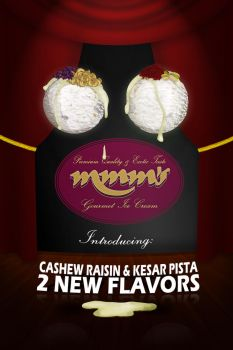 Cashew Raisin and Kesar Pista by nansta