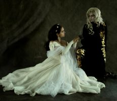 Elisabeth and Der Tod by spilgrym