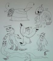 Hnfgfhhh potential species by Daffodil-Dreams
